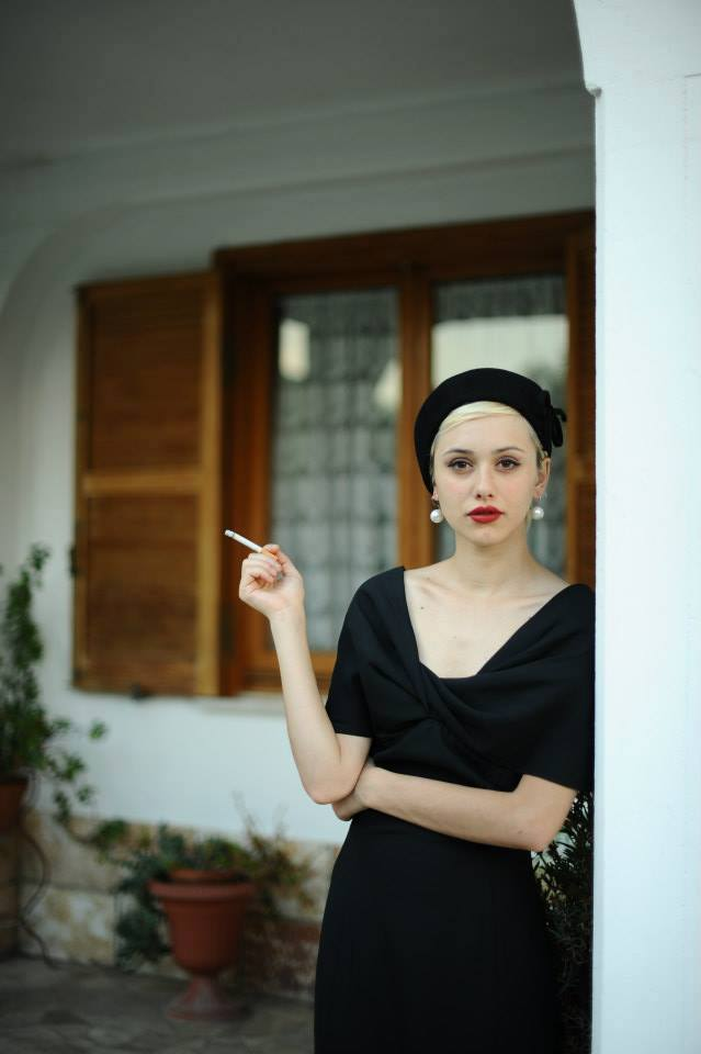 Sara Mun Louise Chabosseau Fashion