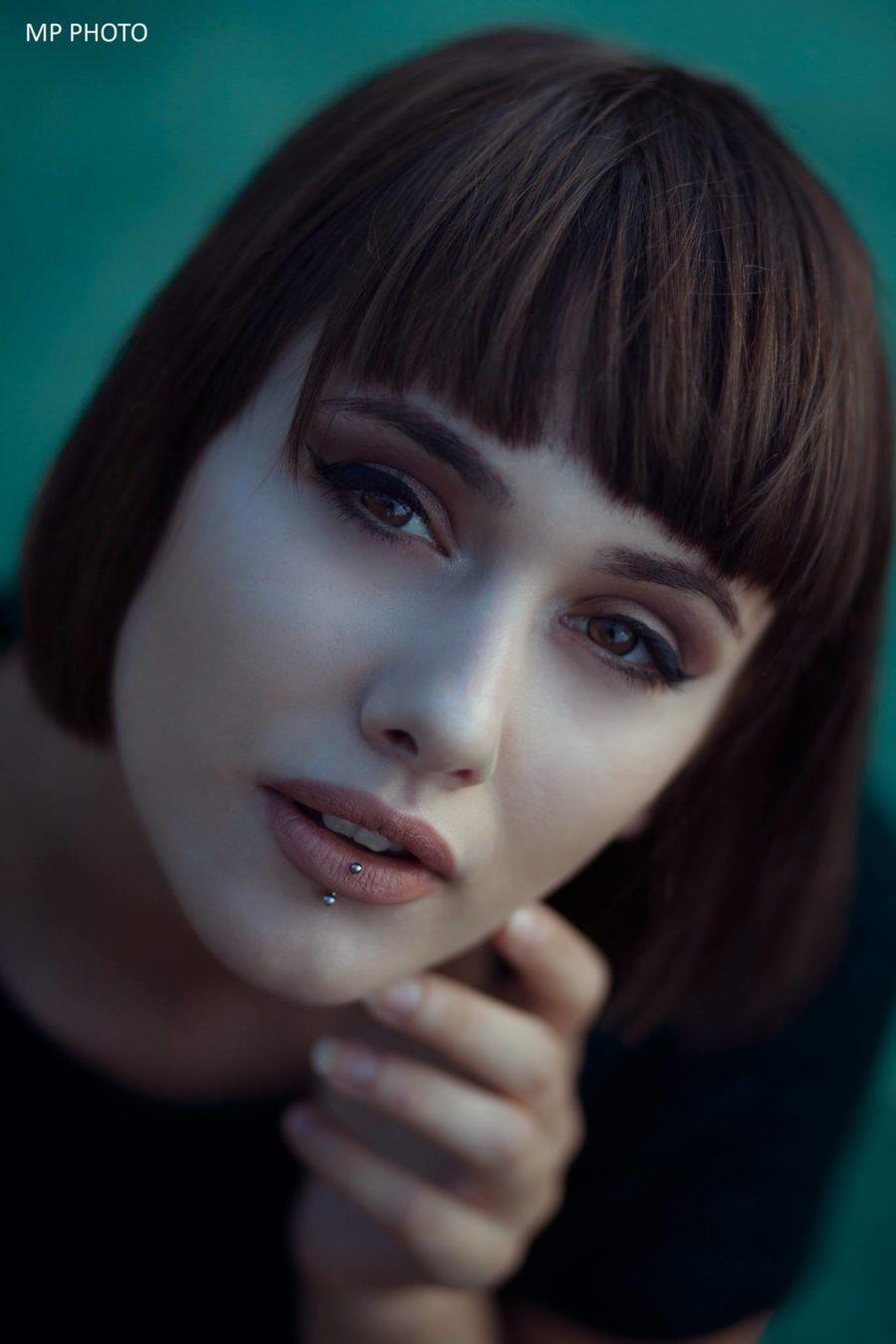 Sara Mun Manuel Poggiali Portraits