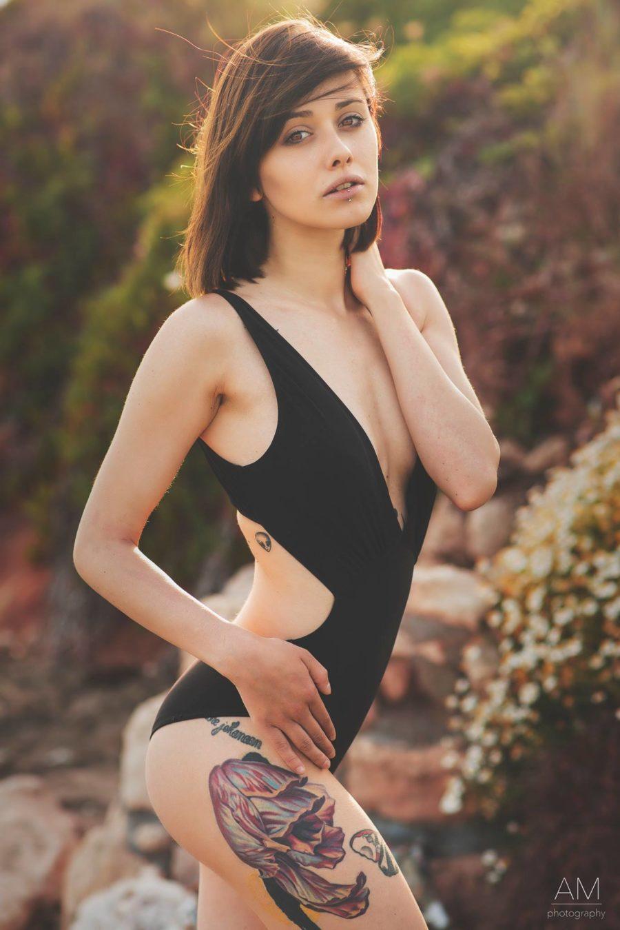 Sara Mun Alessio Mercuri Fashion Swimwear