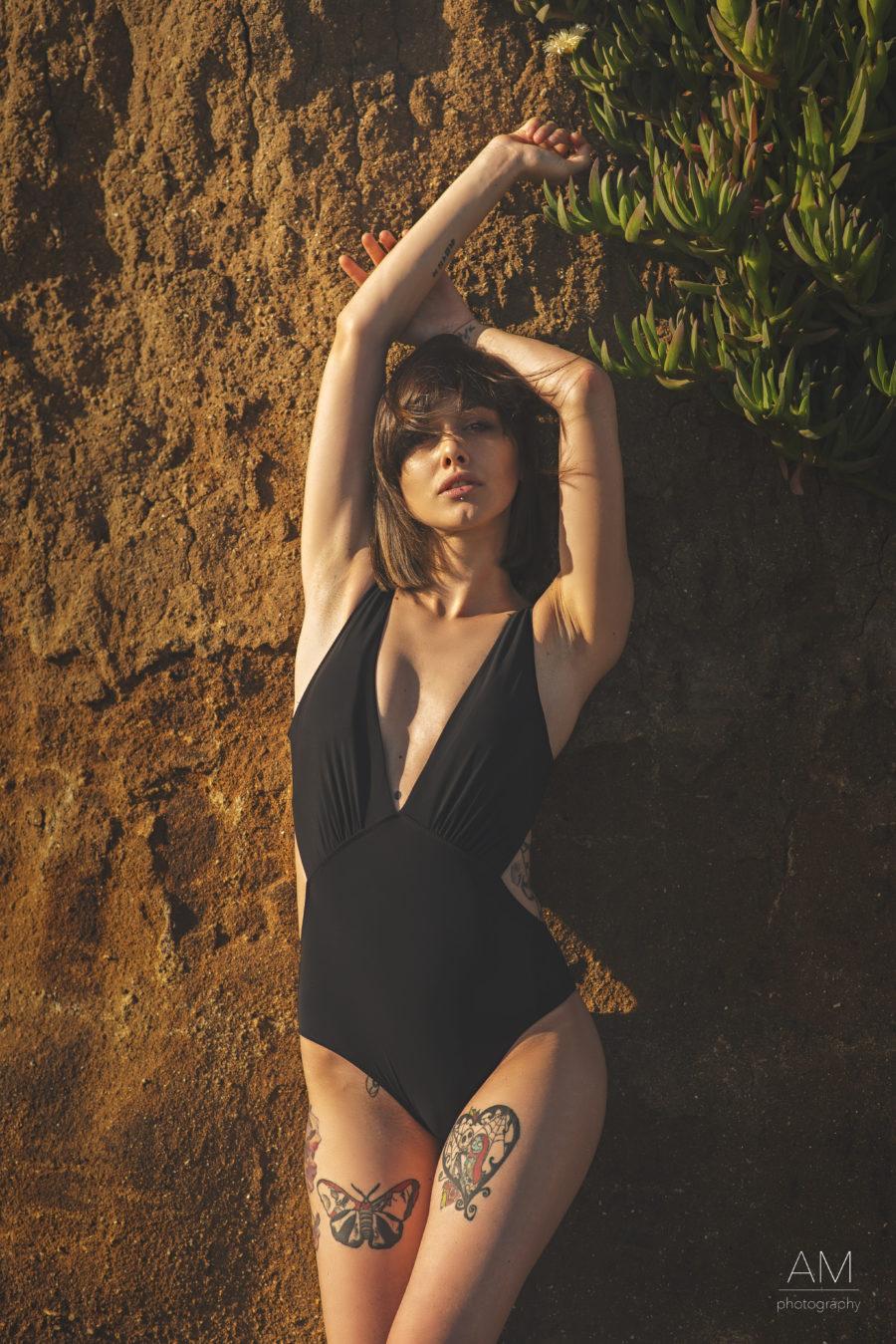 Sara Mua Alessio Mercuri Fashion Swimwear
