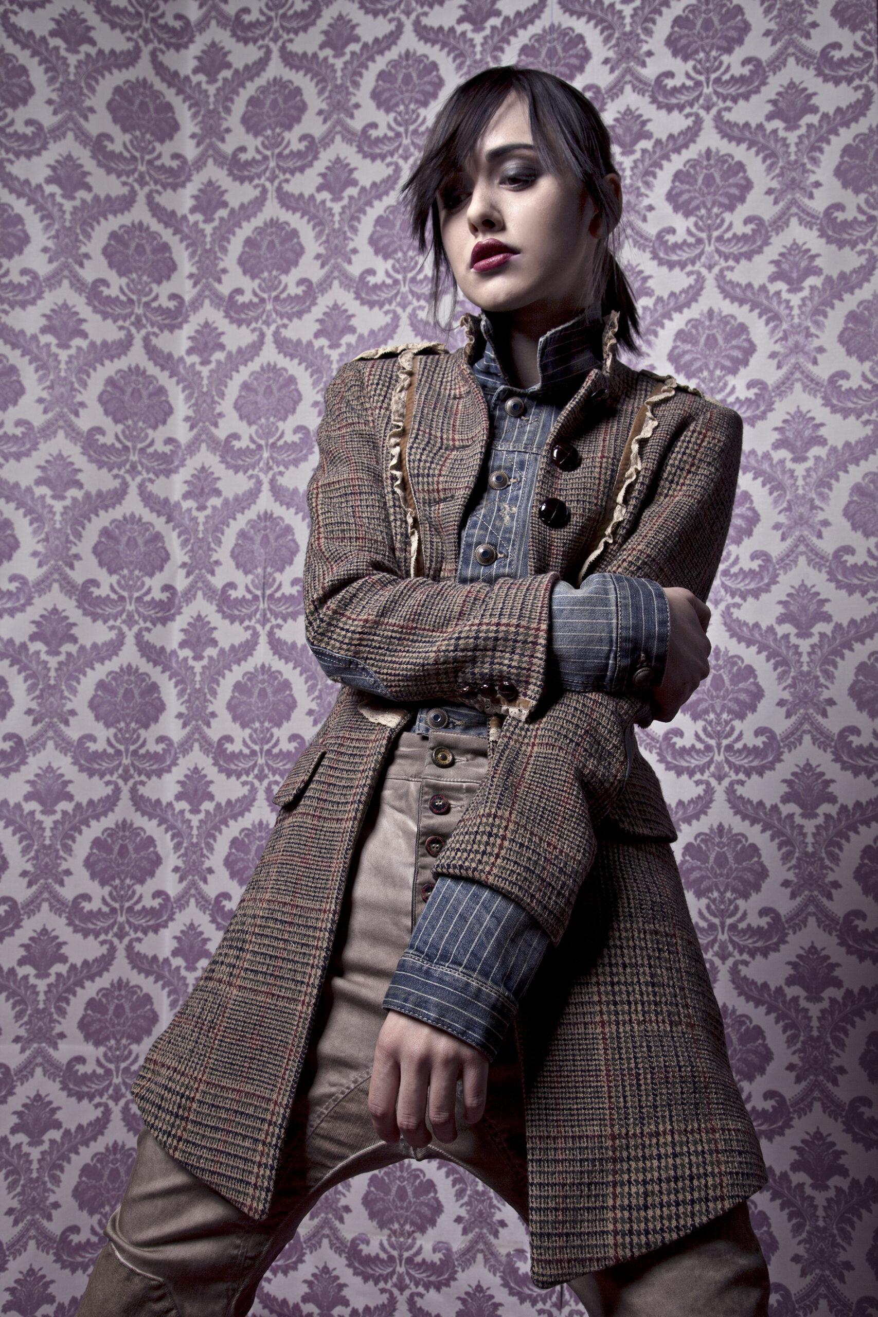 Sara Mun Daniela Guccini Fashion Magazine
