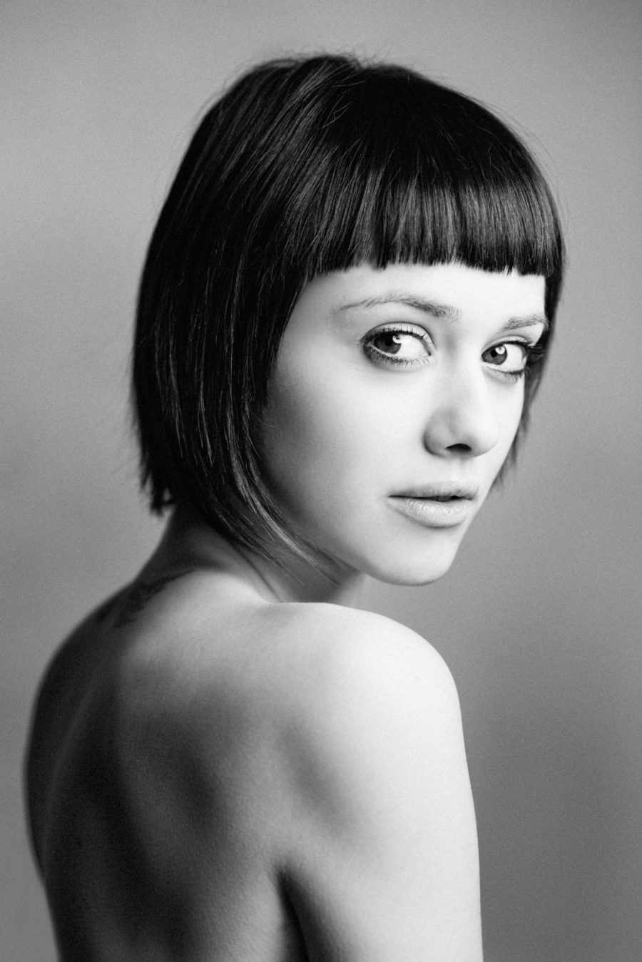 Sara Mun Francesco Termine Portraits