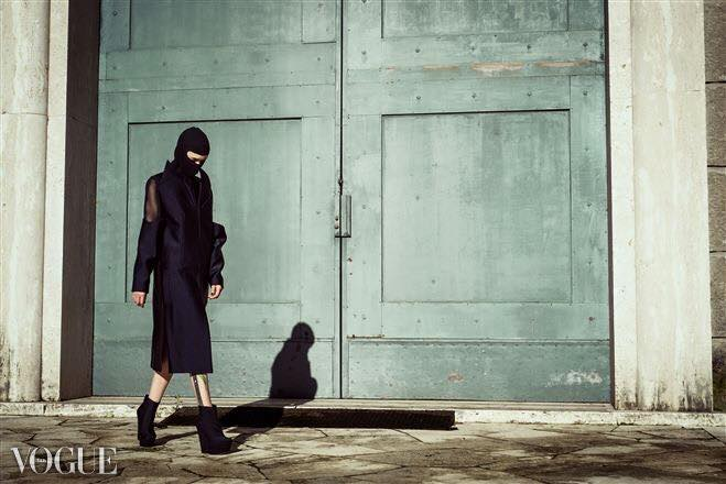 Sara Mun Mel Zohar Fashion Magazine Vogue