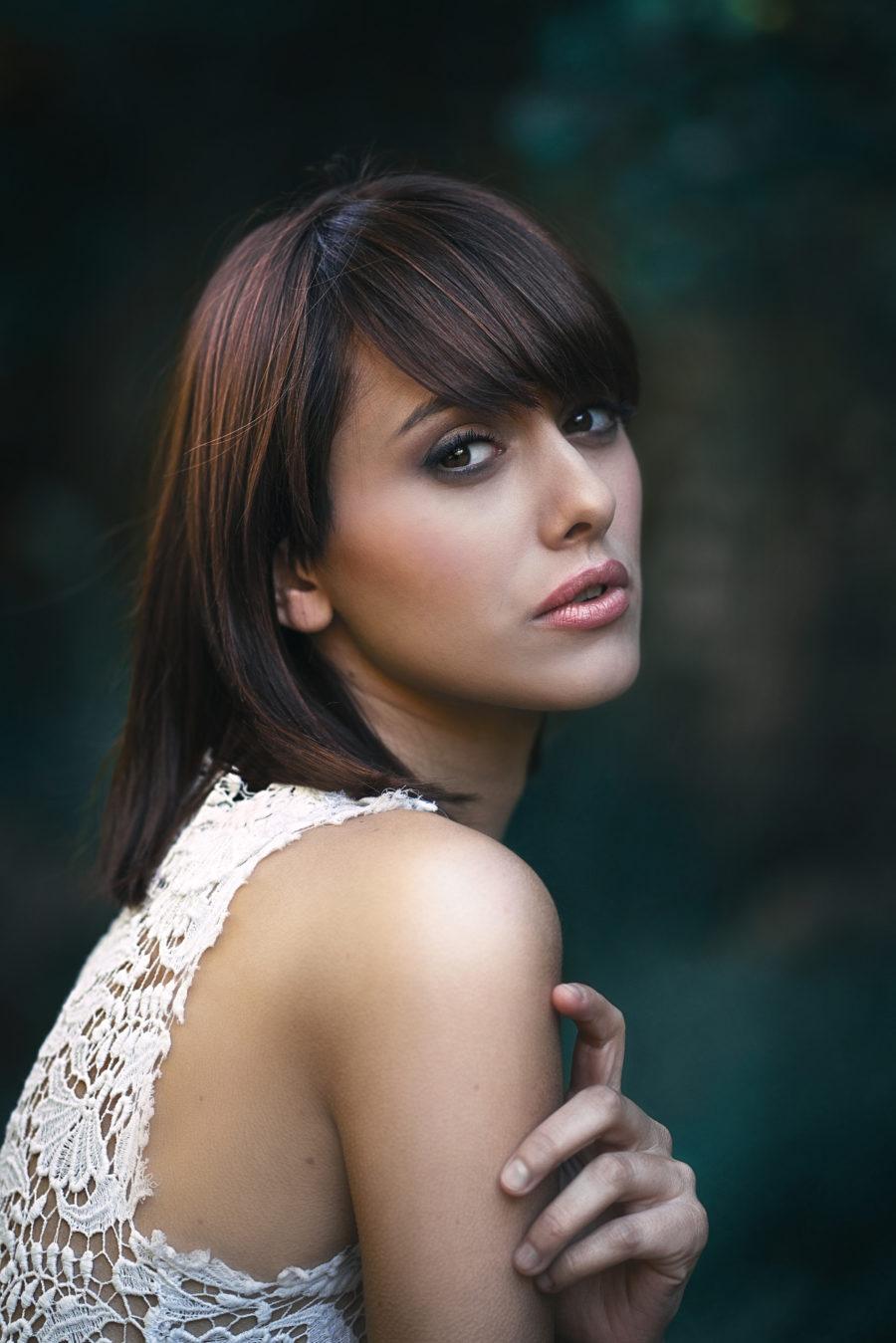 Sara Mun Carlo Diamanti Portraits